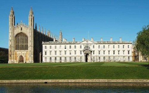 'What should our son be doing to win a place at Cambridge university?'