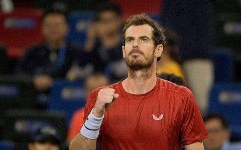 Andy Murray confirms Grand Slam singles return at 2020 Australian Open