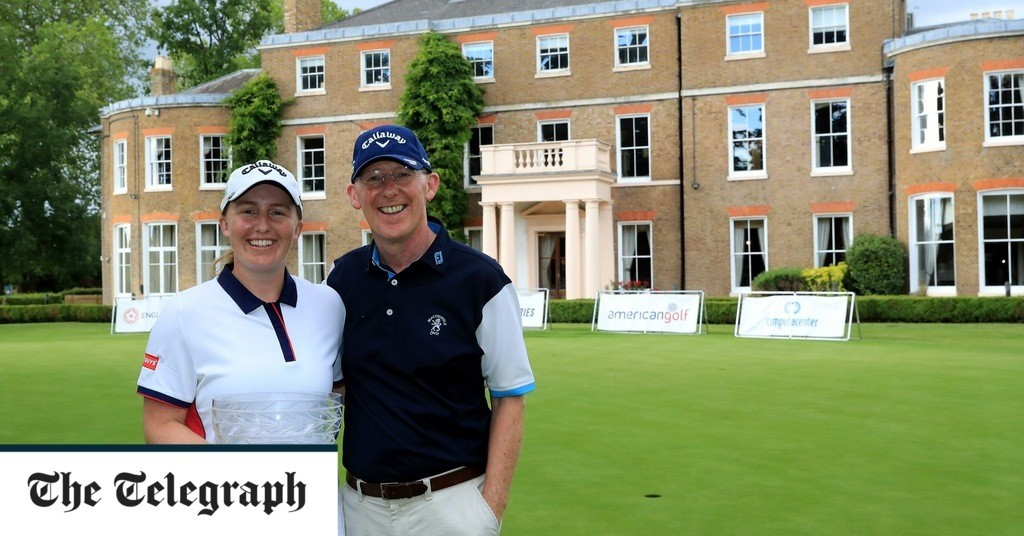 Gemma Dryburgh sees off Georgia Hall in tense finish to win Rose Ladies Series at the Buckinghamshire