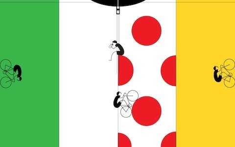 The Tour de France rules: What do the jersey colours mean, how do time trials work and just how do riders go to the toilet?