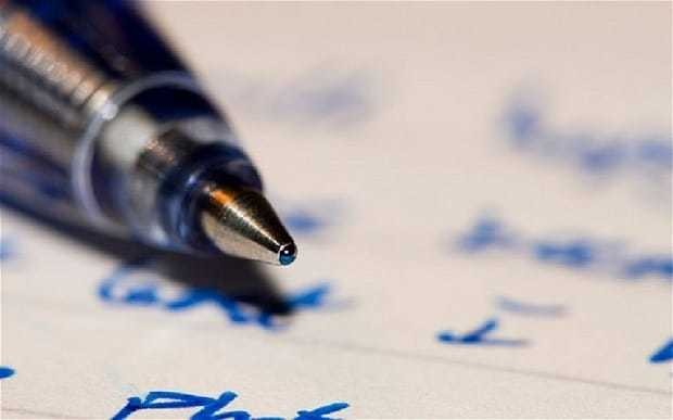 National Handwriting Day: What does your handwriting say about you?