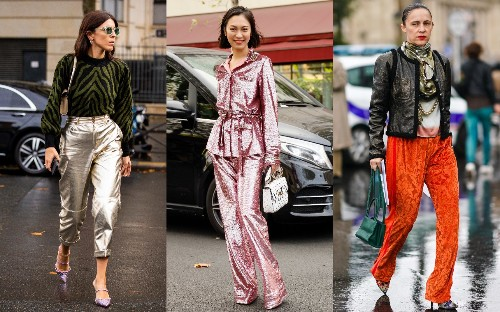 How The Telegraph's fashion editors tackle festive dressing - minus the dresses