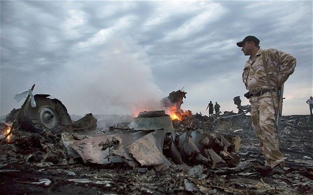 Russian government edits Wikipedia on flight MH17