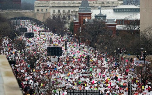 Women's March organisers plan a 'day without women' strike