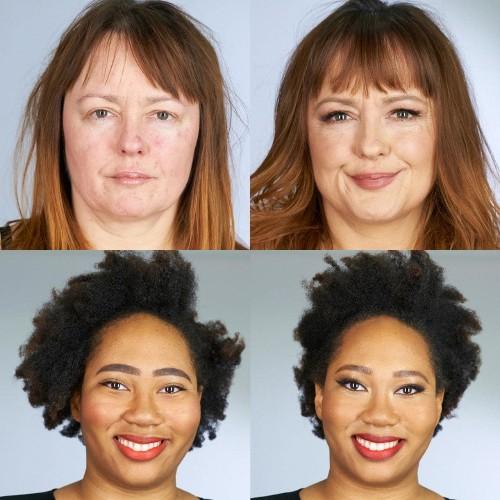 The Charlotte Tilbury Makeovers