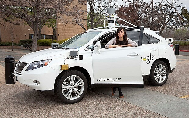 Roadtesting Google's new driverless car