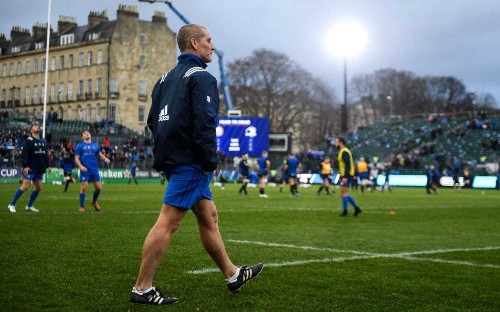 Former England head coach Stuart Lancaster signs new contract at Leinster