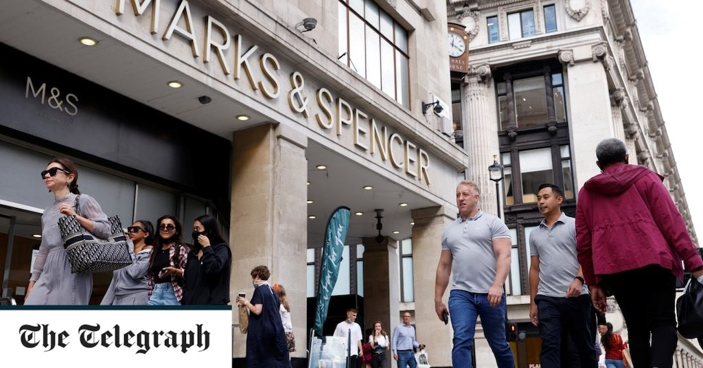 M&S stores to stay closed on Boxing Day