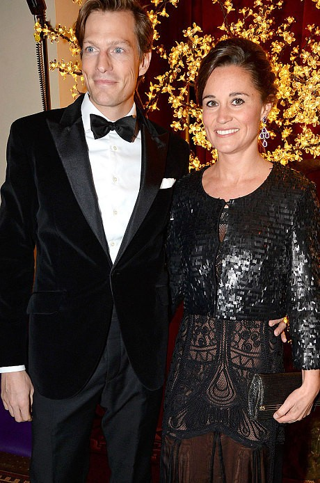 NBC efforts to woo Pippa Middleton fizzle out as talks stall over £400,000 network role