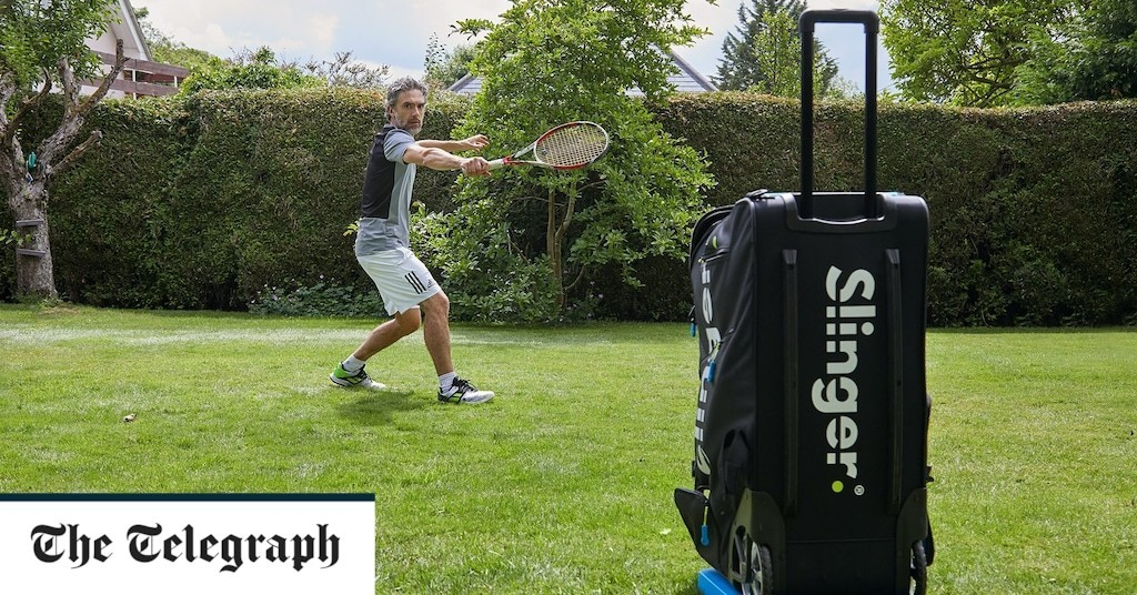 Wimbledon blues? This clever new tennis gadget could help