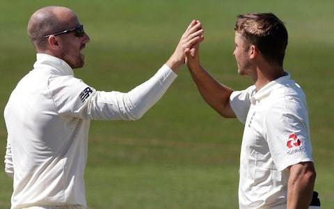 Jack Leach impresses for England Lions against Australian XI to stake claim for place in Test side