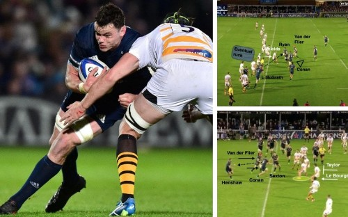 How Leinster's diligent pre-game plans, ruthless opportunism and impressive variety swept aside Wasps