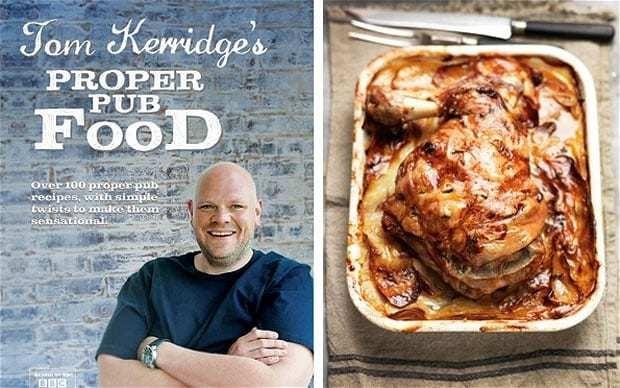 Cookbook of the week: Proper Pub Food by Tom Kerridge