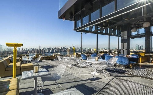 13 amazing rooftop bars in New York hotels