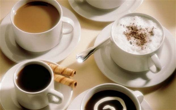 Rejoice – five coffees a day are good for you