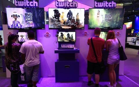 Amazon's video game site Twitch buys Bebo social network