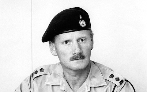 Lieutenant-Colonel Bob Campbell, Royal Marine commended for bravery during a Soviet-backed armed insurgency in Aden – obituary