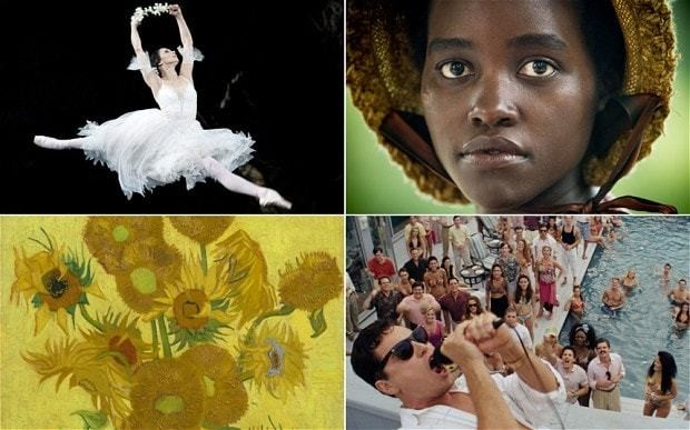 All eyes on 2014: your culture calendar for January