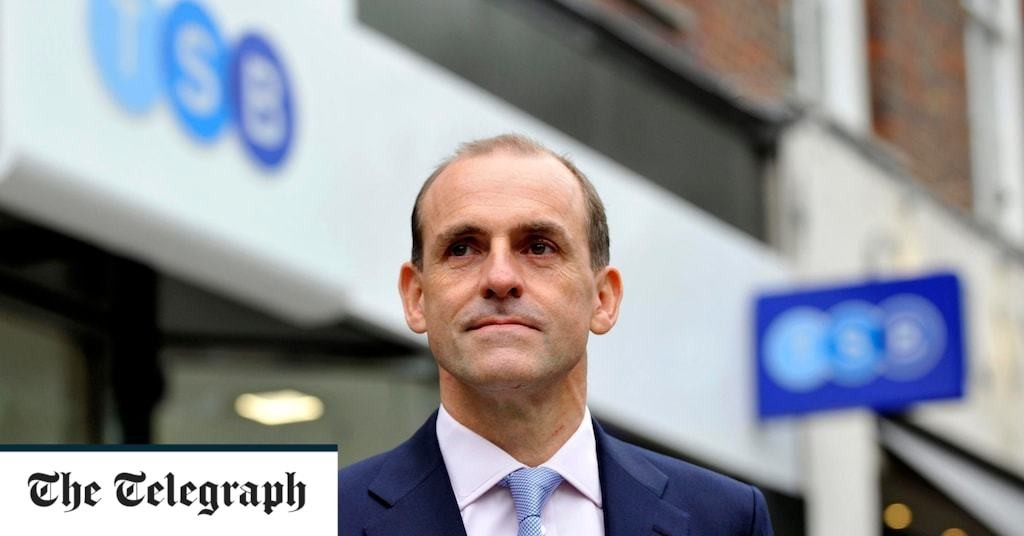 Ex-TSB chief Paul Pester resurfaces at specialist lender