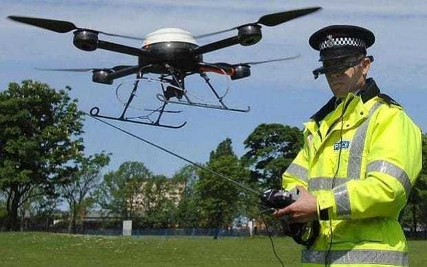 Rowing neighbours are reporting each other to the police over inappropriate use of drones