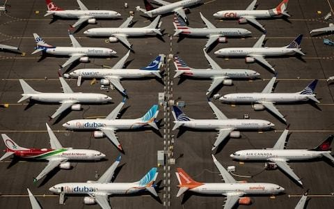Boeing admits it could halt 737 Max production as grounding drags on