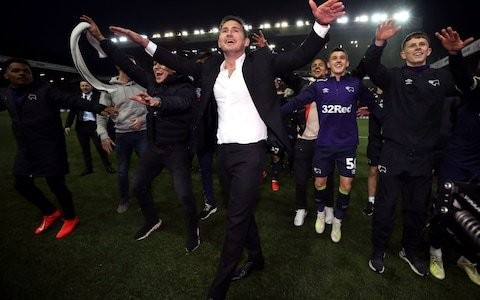 Frank Lampard has brought buzz to Derby - and it was Harry Redknapp who told chairman to give him the job