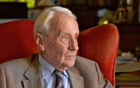 JRR Tolkien's son Christopher hailed as a 'titan' following his death aged 95