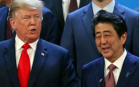 Donald Trump's 'greed' for Nobel prize fuels fears in South Korea of risky concessions