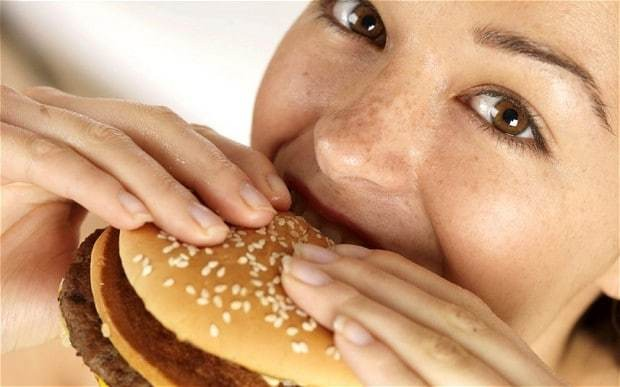 Eating fatty foods during pregnancy damages baby's immune system