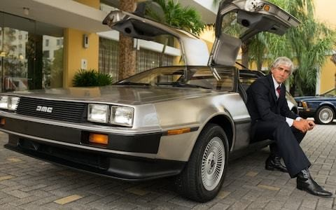 Driven review: underpowered DeLorean caper barely makes it off the production line