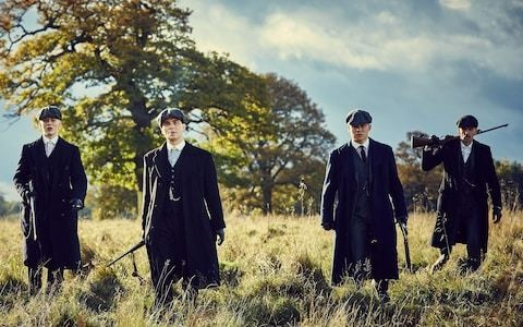 Peaky Blinders maker Endemol Shine on brink of takeover by French firm Banijay