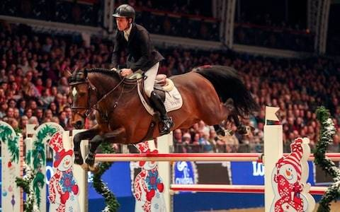 Scott Brash keeps a cool head to claim Turkish Airlines Olympia Grand Prix title