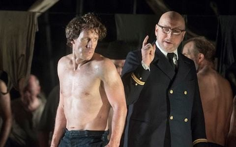Billy Budd, Royal Opera House, review: the only great production of Britten's opera that I've seen
