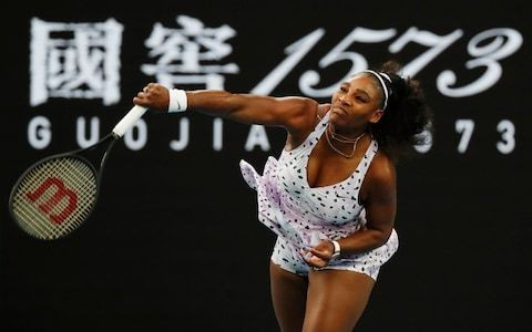 Serena's quest for grand slam No 24