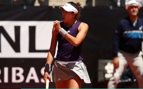 Belinda Bencic: 'It's always easier against higher-ranked players - I can just relax and play my game'