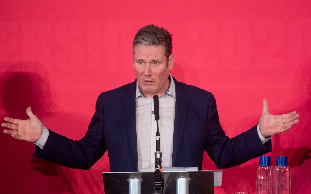 New Labour leader announced: Keir Starmer takes over from Jeremy Corbyn