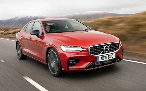 2019 Volvo S60 T5 review: comfort and joy in the Swedish alternative to a prestige German saloon
