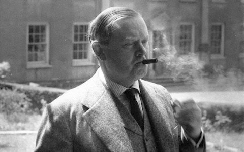 Decline and Fall: Evelyn Waugh's orgy of bad taste