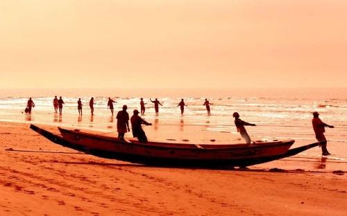 Heat seeking: The Gambia