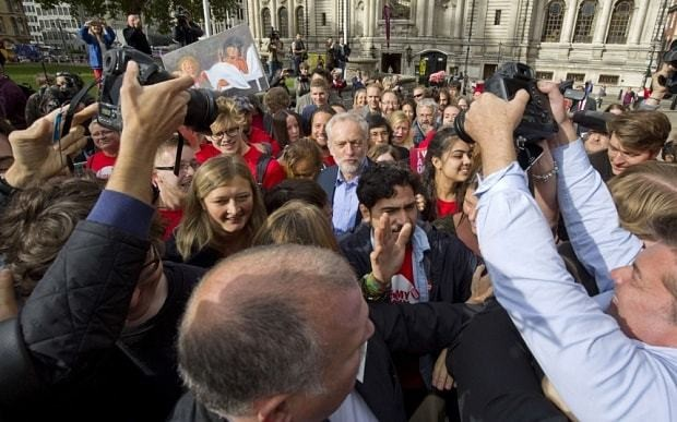 Corbyn's victory reveals Labour's revulsion with real voters
