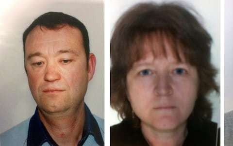 Mystery disappearance of family of four solved as brother-in-law confesses to murder 'over gold'