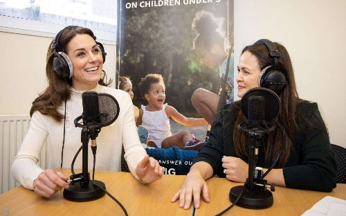 Duchess of Cambridge shares experiences of motherhood in landmark interview