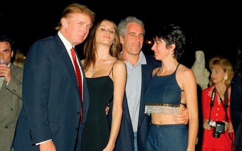 Donald Trump fuels conspiracy theories about Jeffrey Epstein's apparent suicide
