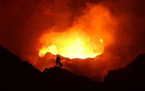 From the Titanic wreck to a lava lake: why the world's wealthiest travellers are going to extremes