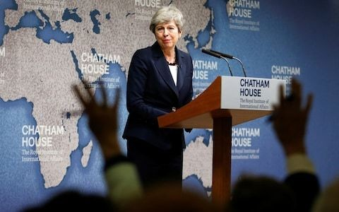 I don't say this lightly, but Theresa May just gave the worst speech of her career