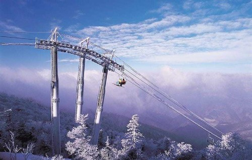 Ski trips launched to Pyeongchang, South Korea, ahead of next year's Winter Olympics