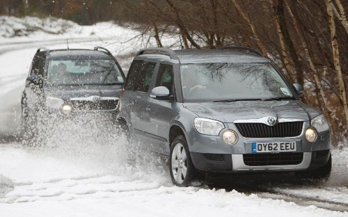 The five best used 4x4s for winter – our favourite four-wheel-drive cars for every budget