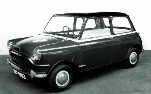 Mini through the ages