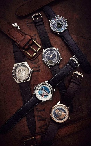 World timer watches: travelling through the ages