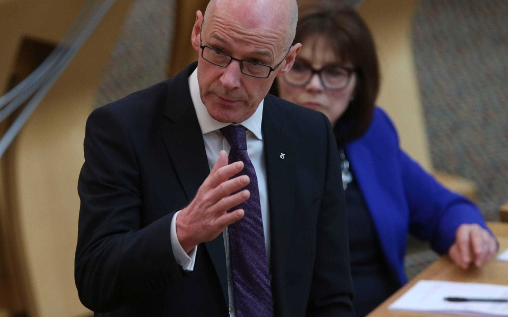 John Swinney cancels collection of key literacy and numeracy figures in Scotland's schools